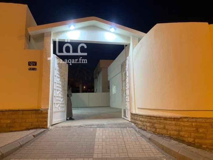 فيلا للإيجار في طريق الأمير تركي بن عبدالعزيز الأول ، حي أم الحمام الشرقي ، الرياض ، الرياض