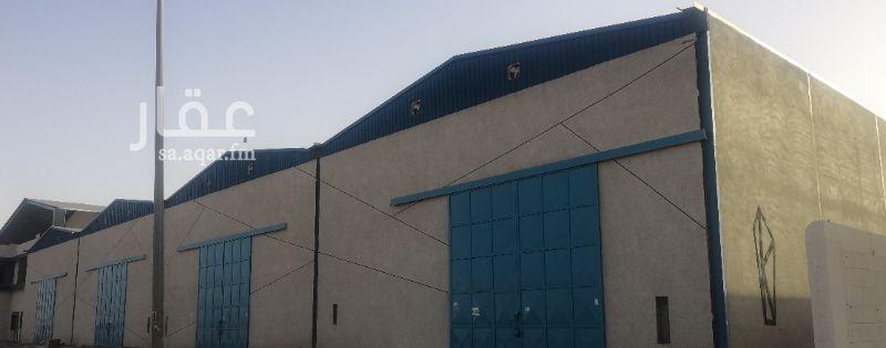 مستودع للإيجار في طريق هارون الرشيد ، حي المشاعل ، الرياض ، الرياض