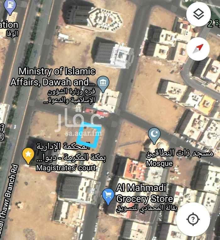 أرض للبيع في حي الهجرة ، مكة ، مكة المكرمة