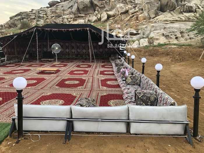 مخيم للإيجار في طريق الملك عبدالله ، جدة