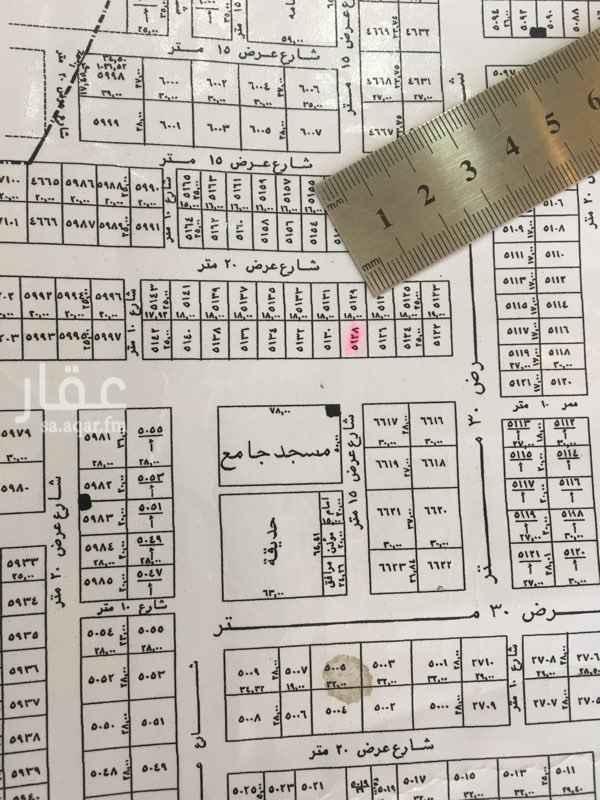 أرض للبيع في شارع عبدالواحد السلمي ، الرياض ، الرياض