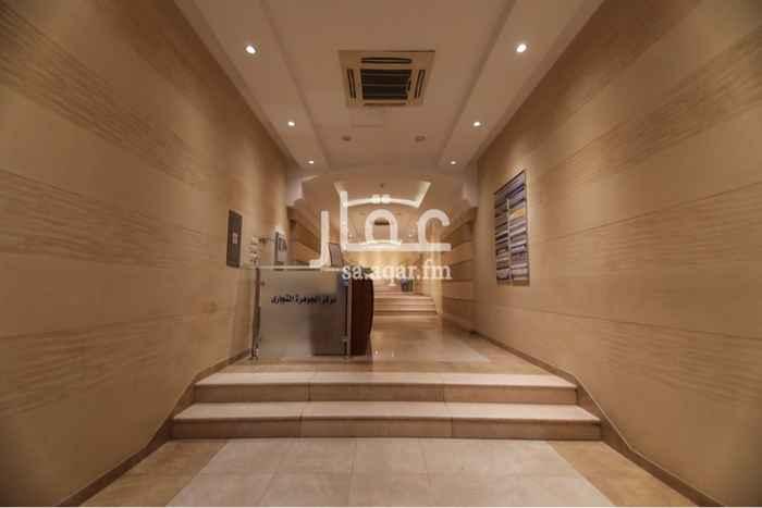 مكتب تجاري للإيجار في طريق الأمير محمد بن عبدالعزيز ، حي العليا ، الرياض ، الرياض