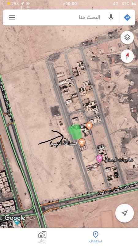 أرض للبيع في شارع البسالة ، حي المعيزلة ، الرياض