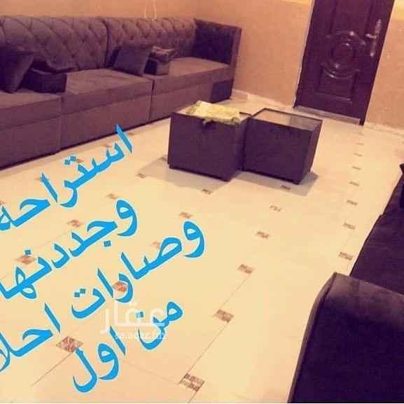 استراحة للإيجار في شارع أميمة بنت أبي حثمة ، حي الملك فهد ، المدينة المنورة ، المدينة المنورة