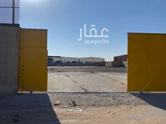 أرض للإيجار في الرياض ، حي السلي ، الرياض