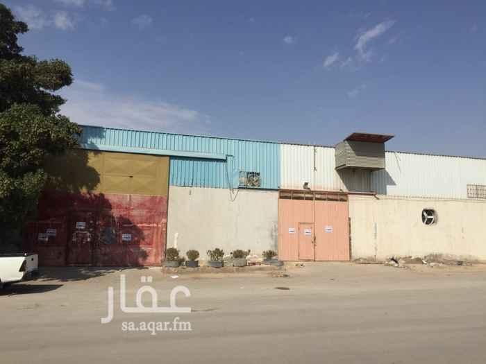 مستودع للإيجار في شارع محايل ، حي الفيصلية ، الرياض ، الرياض