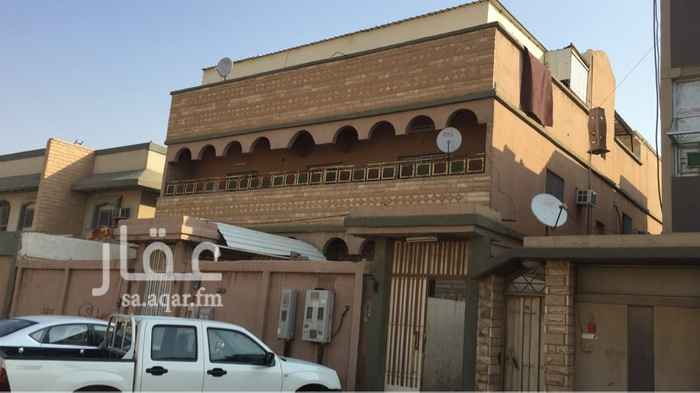 فيلا للبيع في شارع الاصيلي ، حي الملز ، الرياض ، الرياض