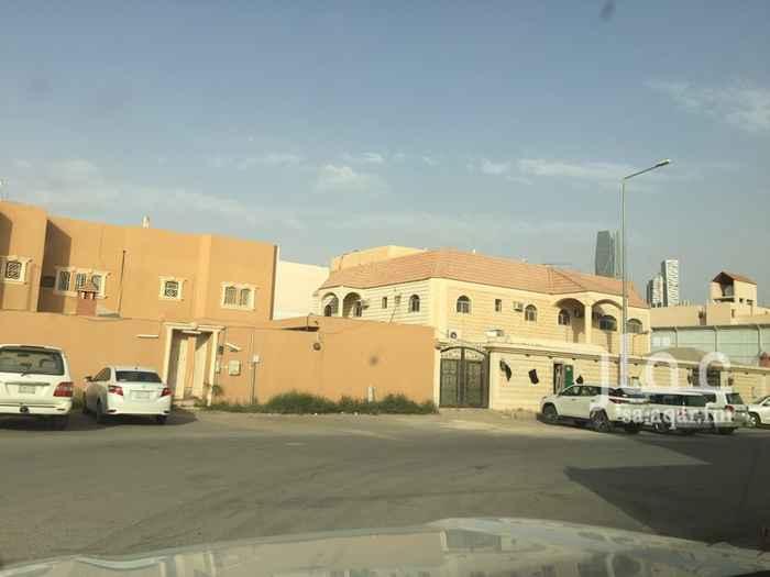 فيلا للبيع في شارع العلوة ، حي العقيق ، الرياض
