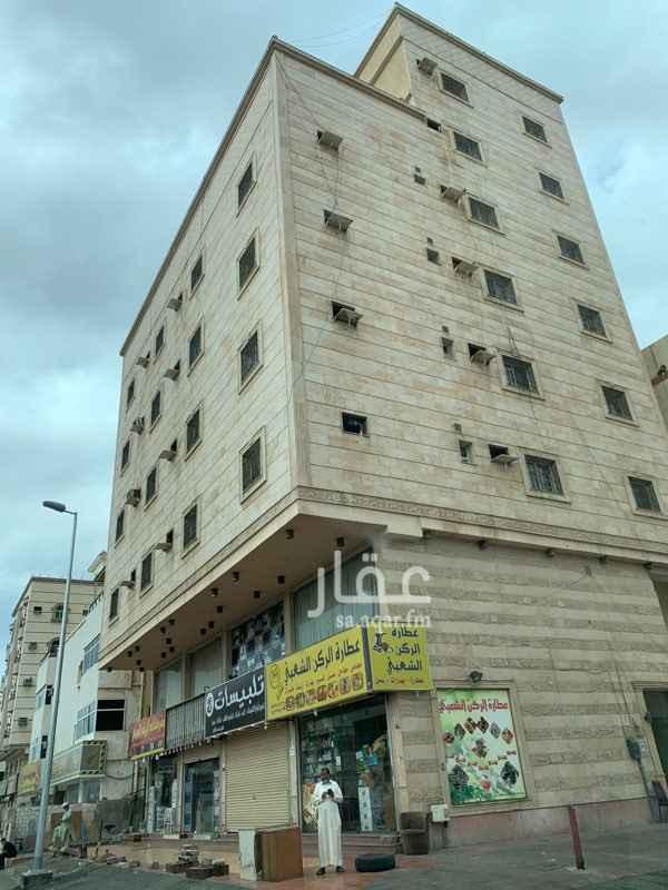 عمارة للإيجار في شارع سعد بن قيس ، حي البوادي ، جدة ، جدة