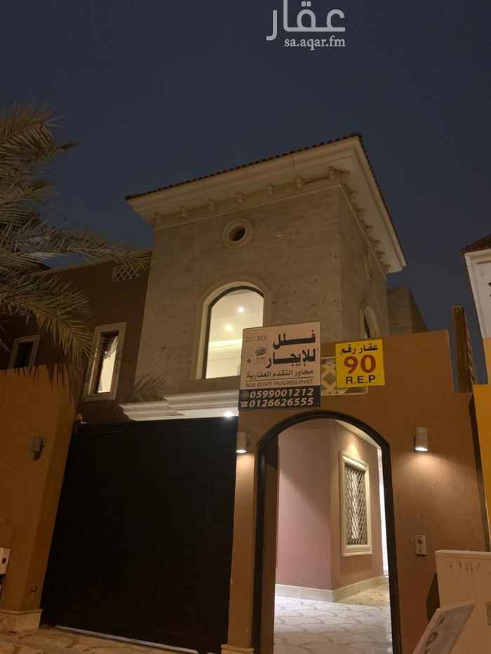 فيلا للإيجار في شارع حسن نائب الحرم ، حي الاندلس ، جدة ، جدة