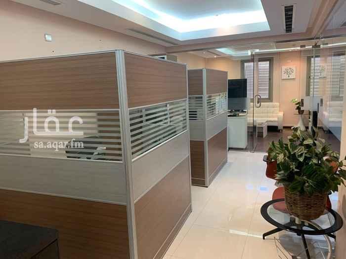 مكتب تجاري للإيجار في طريق الملك عبدالعزيز ، حي الربيع ، الرياض ، الرياض
