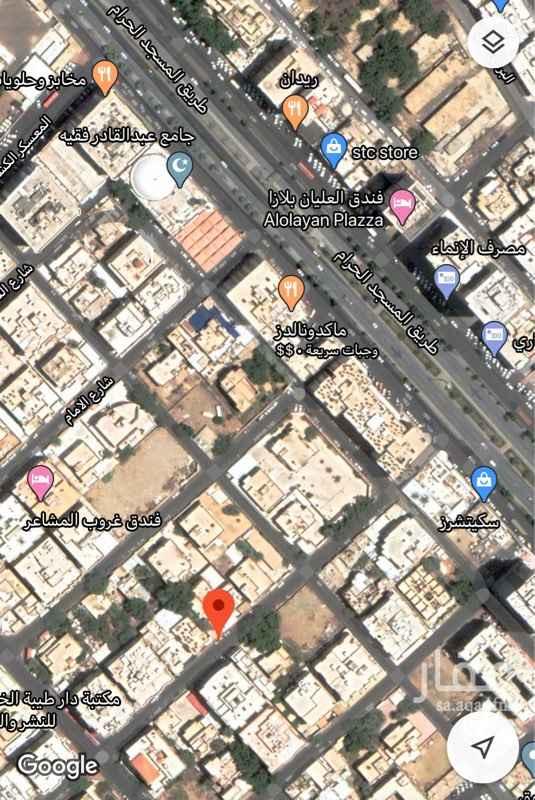 عمارة للبيع في حي العزيزية ، مكة ، مكة المكرمة