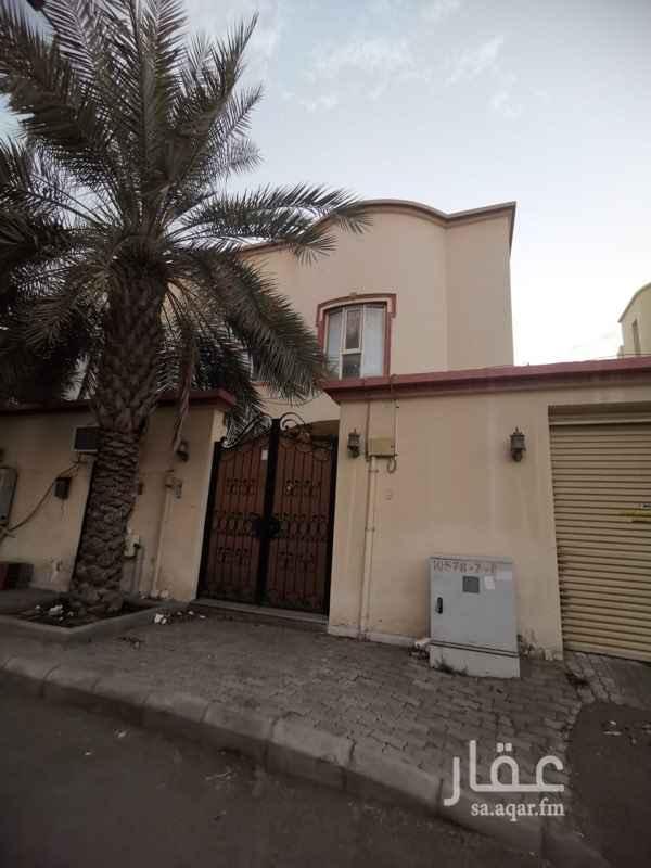 فيلا للإيجار في شارع أحمد بن وداعه ، حي البساتين ، جدة ، جدة