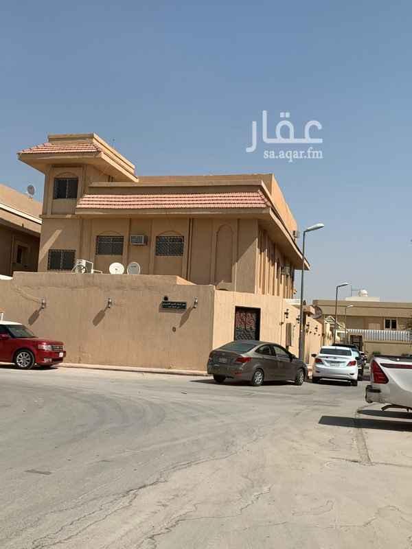 فيلا للبيع في شارع الشبيكية ، حي الملك فهد ، الرياض