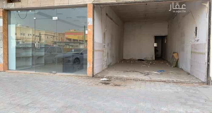 محل للإيجار في شارع حسان بن ثابت ، حي النسيم الغربي ، الرياض ، الرياض