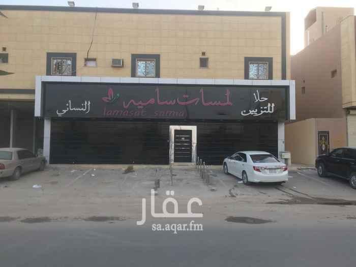 محل للإيجار في شارع المحيط ، حي النظيم ، الرياض