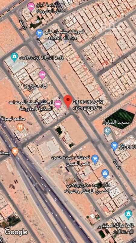 عمارة للبيع في شارع الشيخ جابر الاحمد الصباح ، حي المعيزيلة ، الرياض