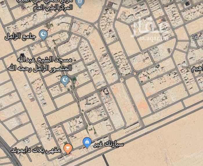 أرض للبيع في شارع رقم 193 ، الرياض ، الرياض