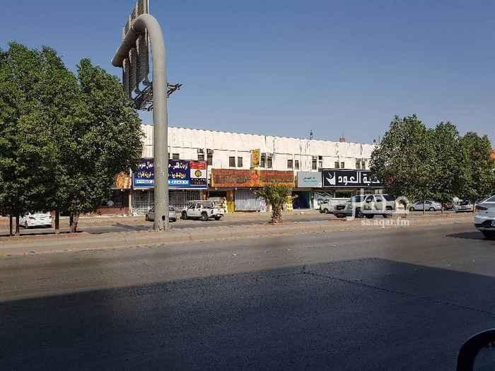 عمارة للإيجار في شارع سلمان الفارسي ، حي النهضة ، الرياض