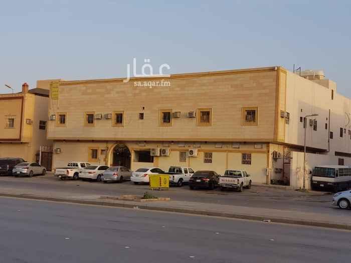 عمارة للبيع في شارع اكثم بن صيفي ، حي النسيم الغربي ، الرياض ، الرياض