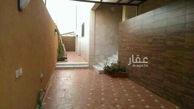فيلا للإيجار في شارع زيد بن ثابت ، حي الزهراء ، الرياض ، الرياض