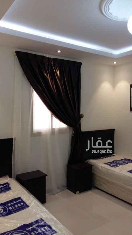 شقة للإيجار في شارع عبدالواحد بن الحسين ، حي السلام ، المدينة المنورة ، المدينة المنورة