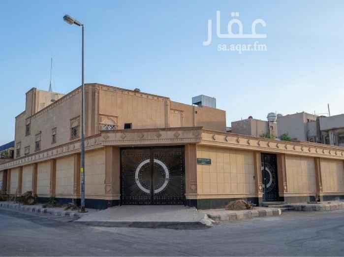 فيلا للبيع في شارع سعد بن عدي ، حي الفاخرية ، الرياض ، الرياض