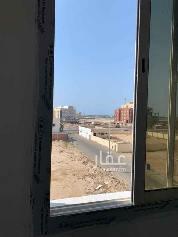 شقة للإيجار في شارع علي بن ابي الكرم ، حي ابحر الجنوبية ، جدة ، جدة